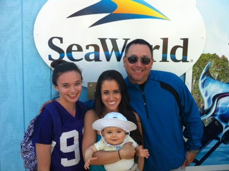 SeaWorld Spring Break - San Diego