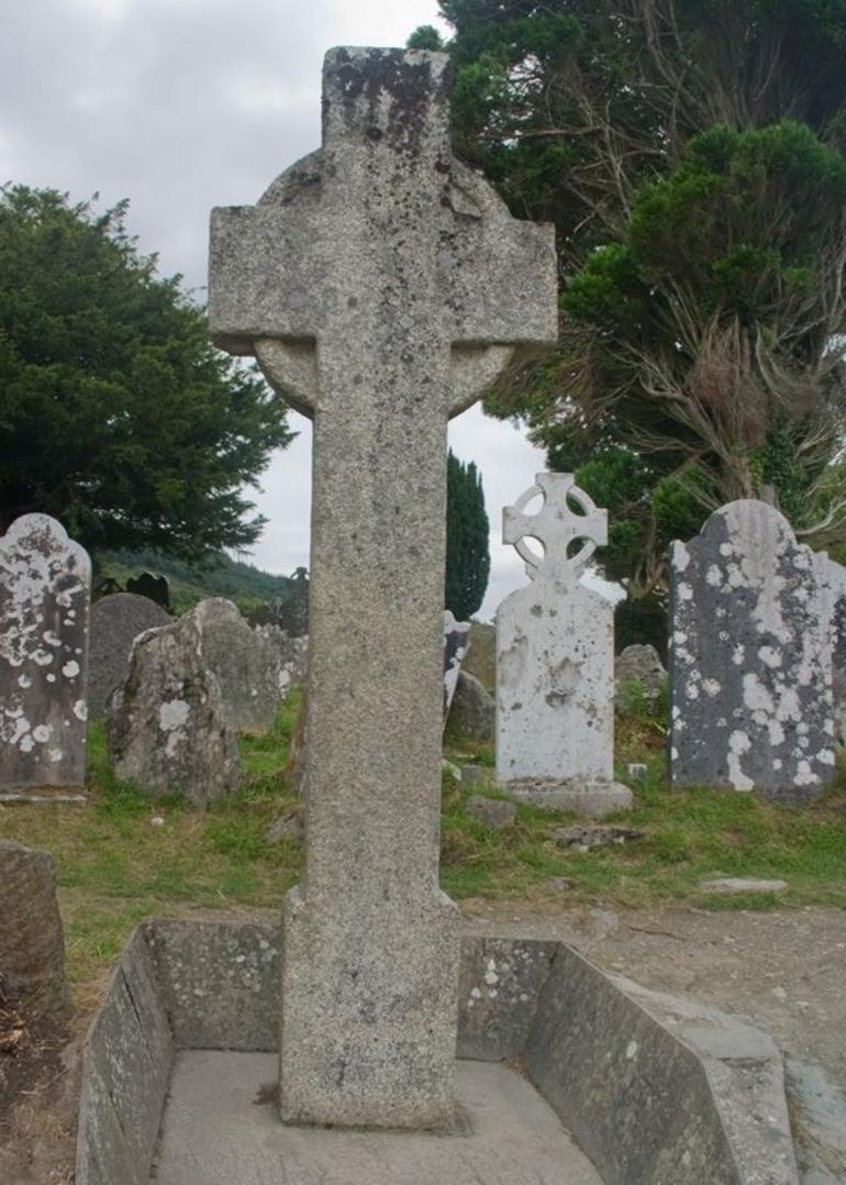 St Kevin's Celtic Cross - Dublin