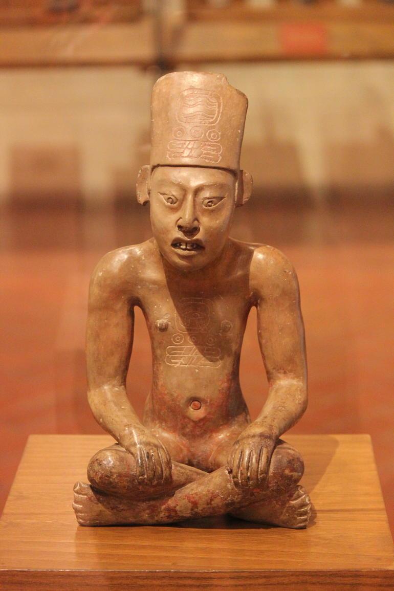 Statue - Oaxaca
