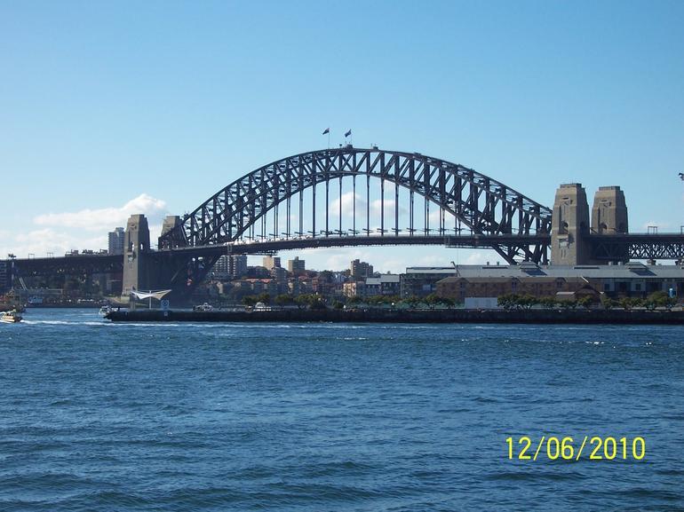 sydney harbour bridge - Sydney