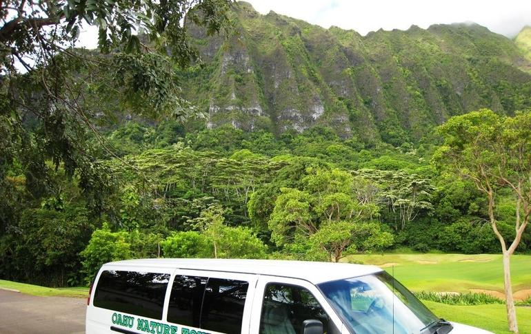 The Koolau Mountains of Oahu - Oahu