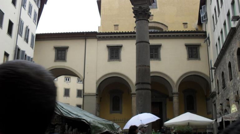 Vassari coridor - Florence