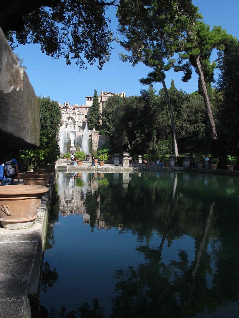 Villa D'Este - Rome