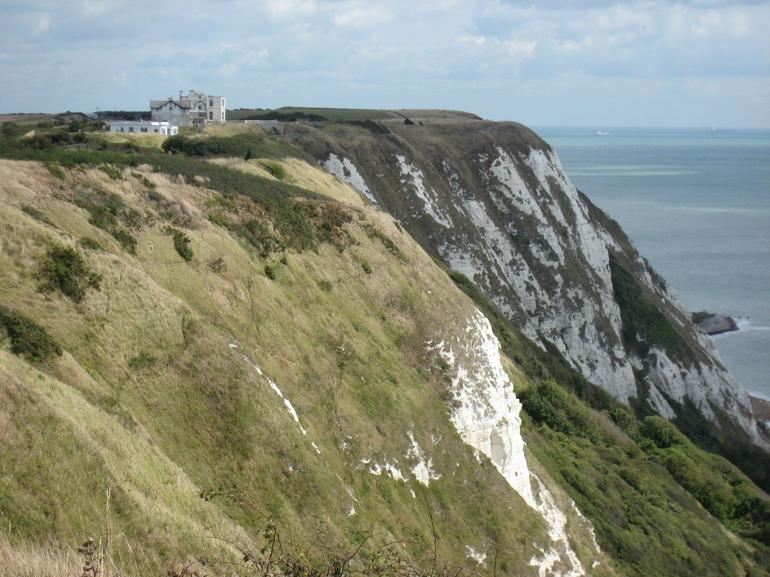 White Cliffs of Dover - London