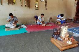 Wood Carving Shop - June 2010