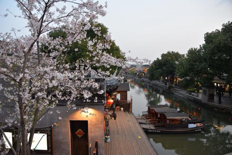 Xitang Water Village Sunset Tour with Riverside Dining Experience from Shanghai photo 48