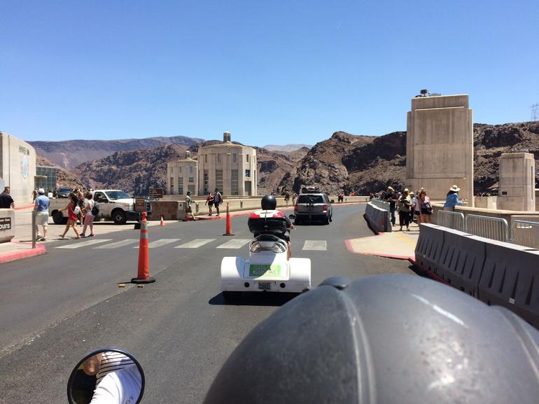 Hoover Dam Trike Tour photo 46