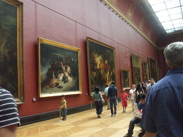 Amazing paintings - Paris