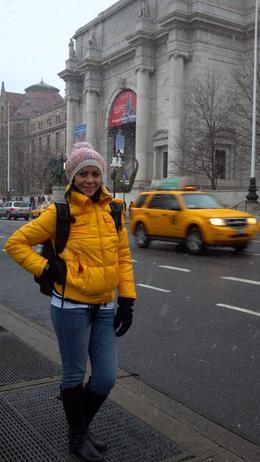 Snowing , Angel P - January 2013