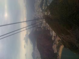 Good views from Sugar Loaf., Bandit - September 2011