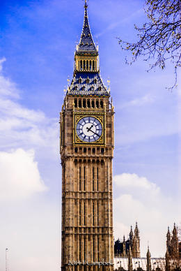Big Ben , FRANK C - April 2014