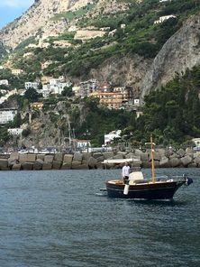 Private Tour Amalfi Coast And Capri Cruise  Viator