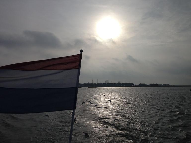 Boat Trip - Amsterdam