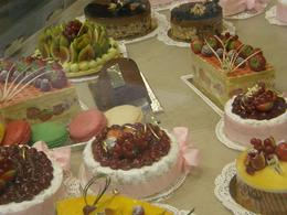 A selection of just some of the fantastic pastries that you get to taste on this tour., Big Dog - February 2008