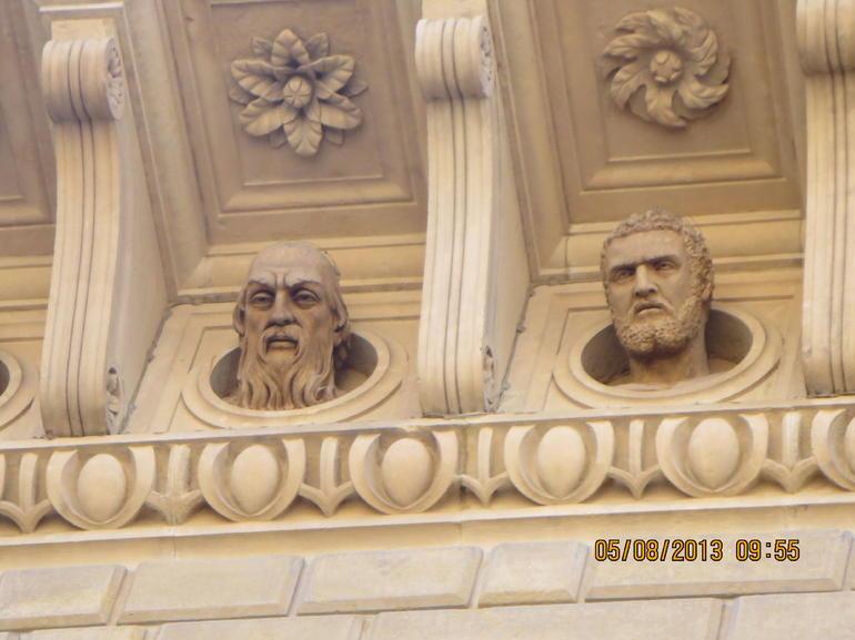 Head of Dante (Siena) - Florence