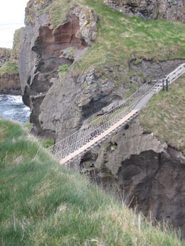 Rope Bridge , Ashley H - March 2011