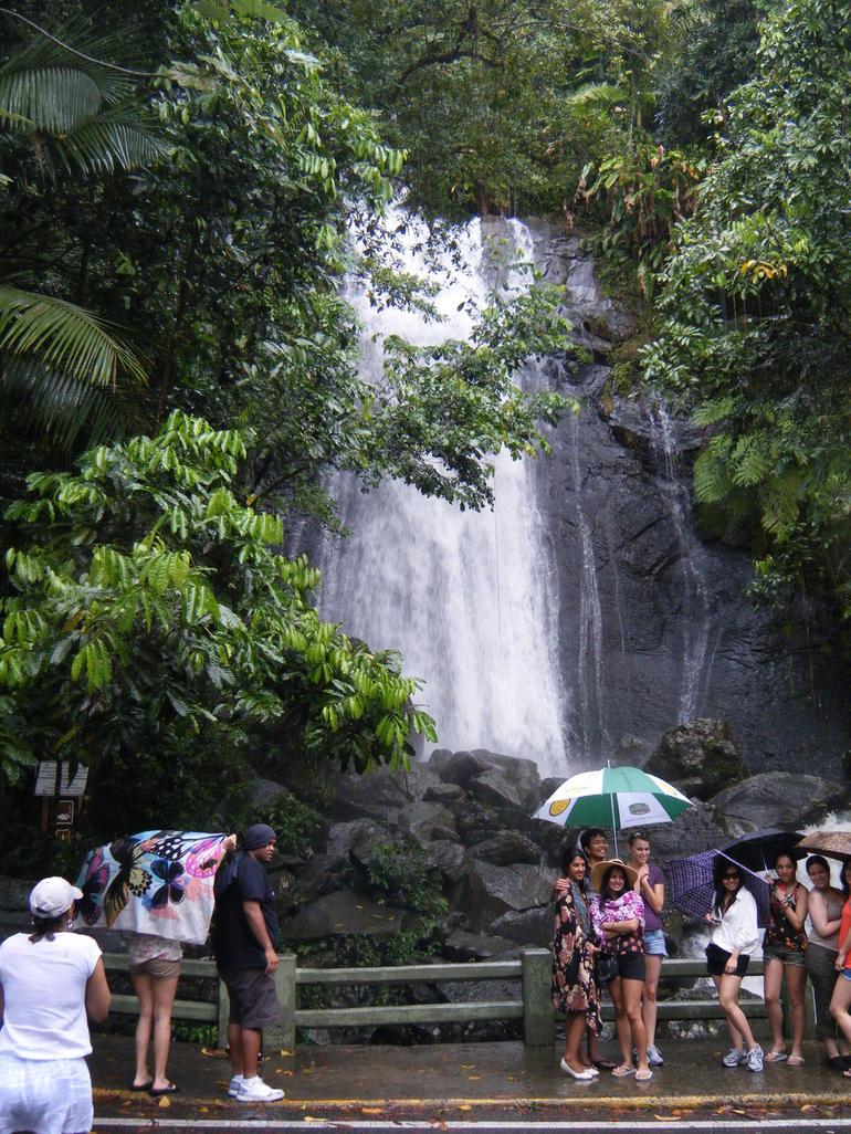 La Mina Falls - San Juan