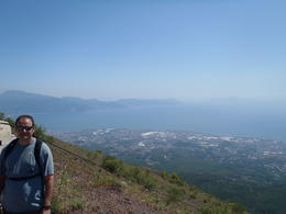 The views from Mt Vesuvius are awesome! , Stephen S - July 2011