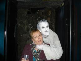 Debbie and her Friendly Ghost , Deborah C - March 2013