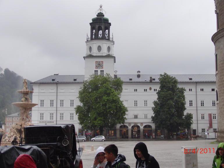 Nice - Vienna