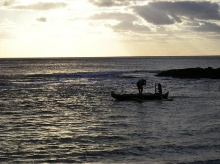 Paradise Cove pre-show - Oahu