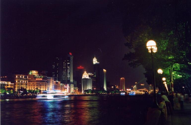 Pearl River - Hong Kong