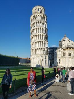 Visiting Pisa , vfpatterson - September 2016