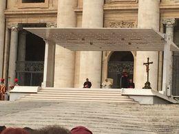 Pope audience on Wednesday April 13, 2016 , Eillen L - April 2016