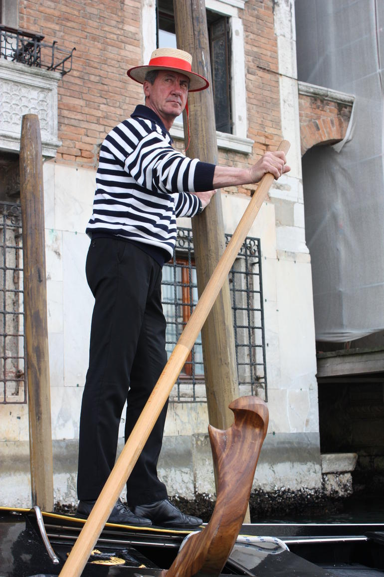 Private Tour: Venice Gondola Ride with Serenade photo 24