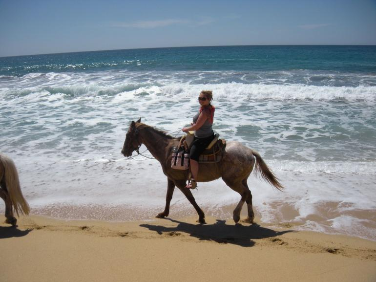 Riding Oceanside - Los Cabos