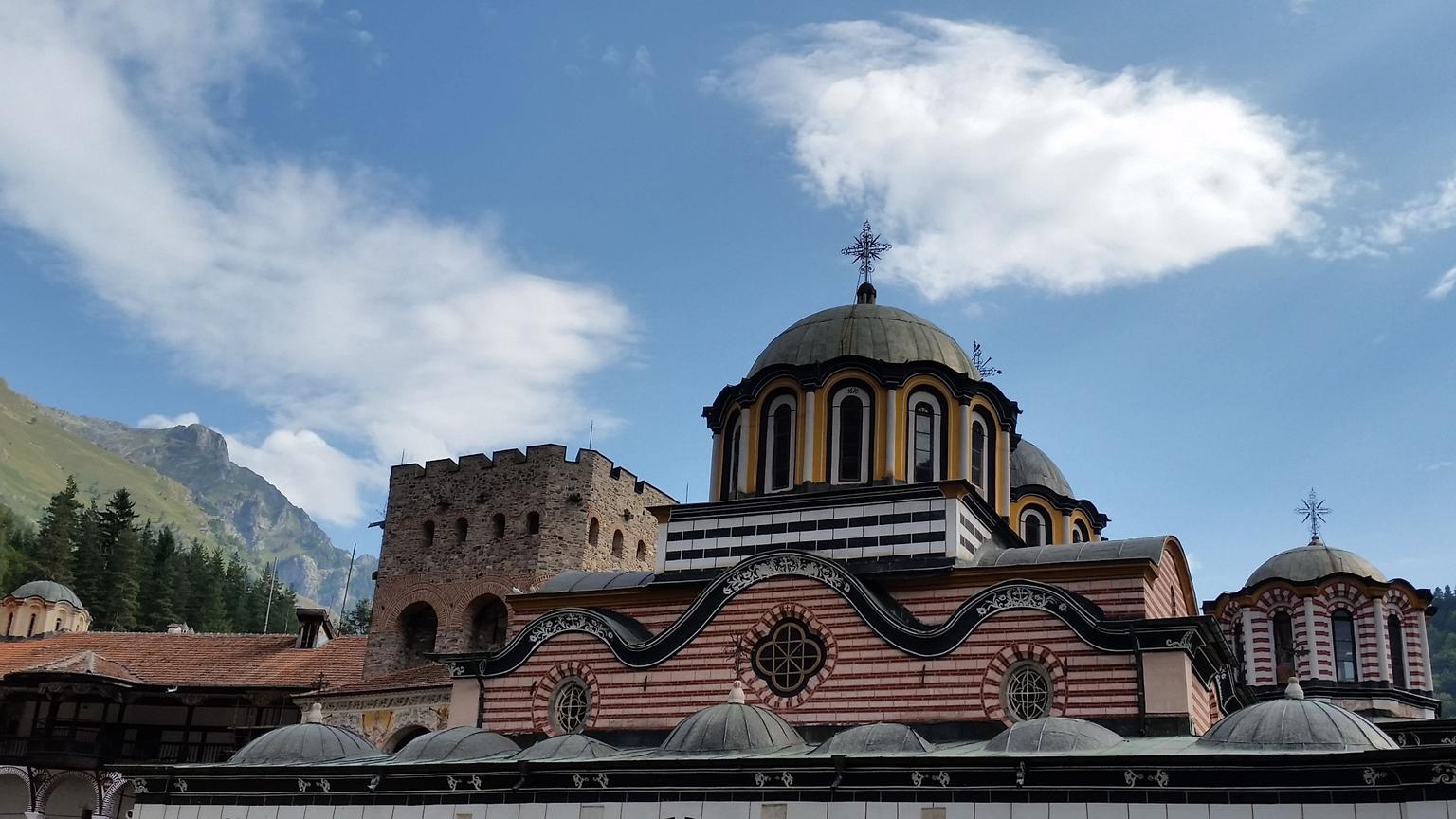 MÁS FOTOS, Monasterio de Rila e iglesia de Boyana con almuerzo ligero