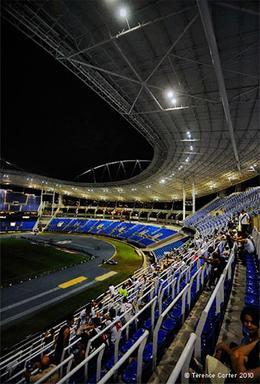 Rio de Janeiro Soccer Match and Stadium Tour, Viator - October 2010