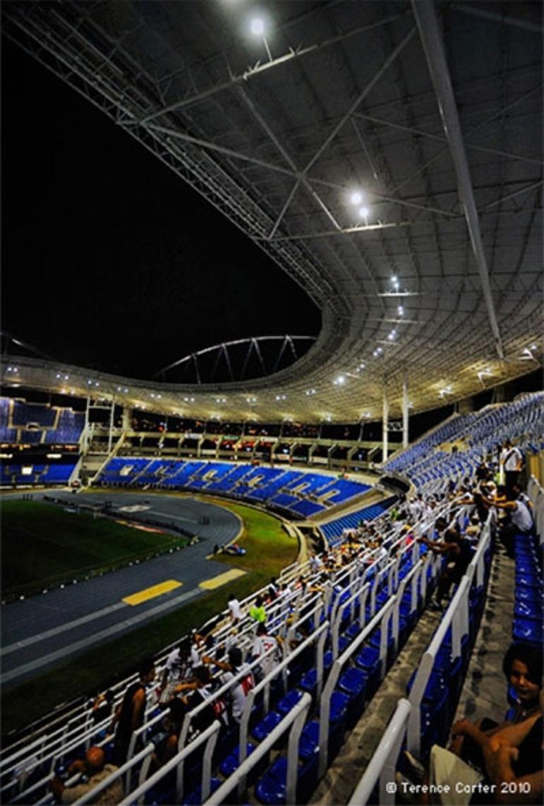 Rio de Janeiro Soccer Match and Stadium Tour - Rio de Janeiro