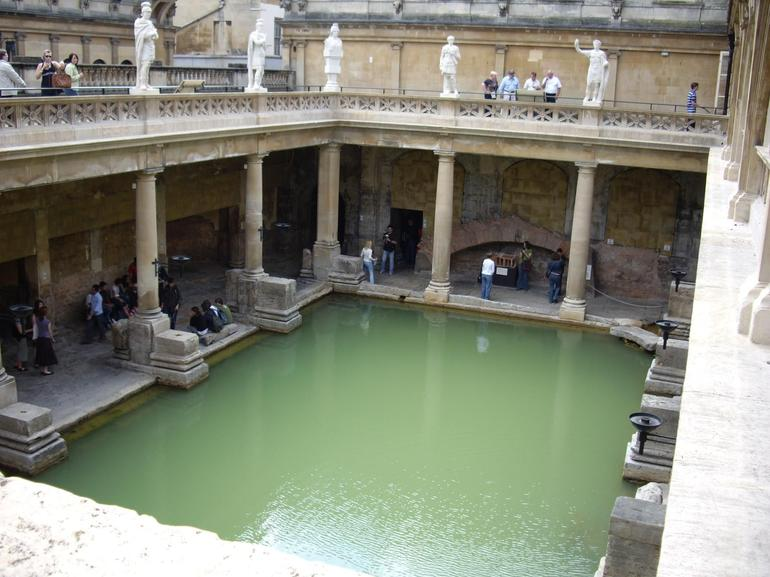 Romans Bath - London