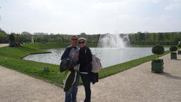 David and Sylvia :) , Sylvia L - April 2014