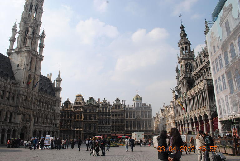 The Royal Place Square - Amsterdam