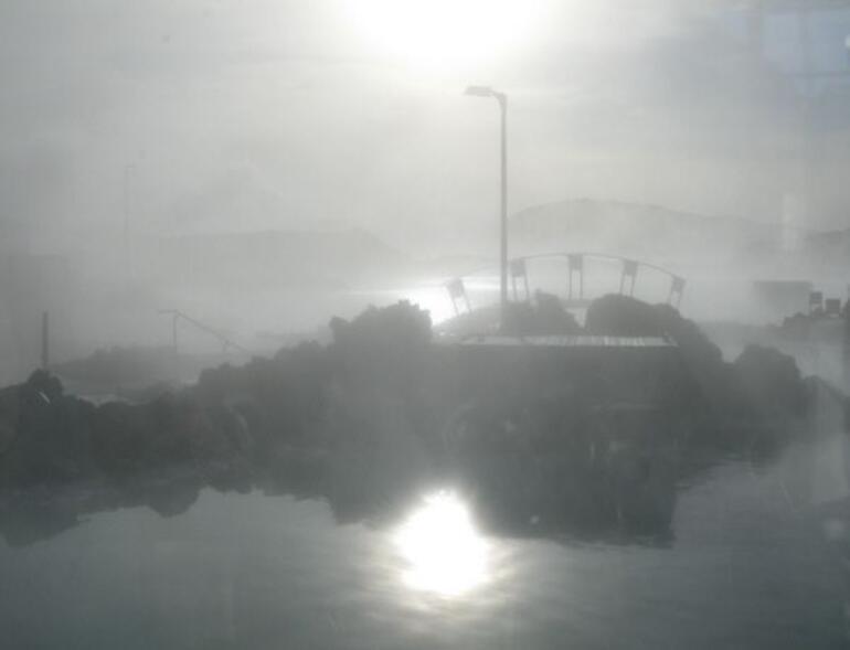 The Steamy Blue Lagoon - Reykjavik