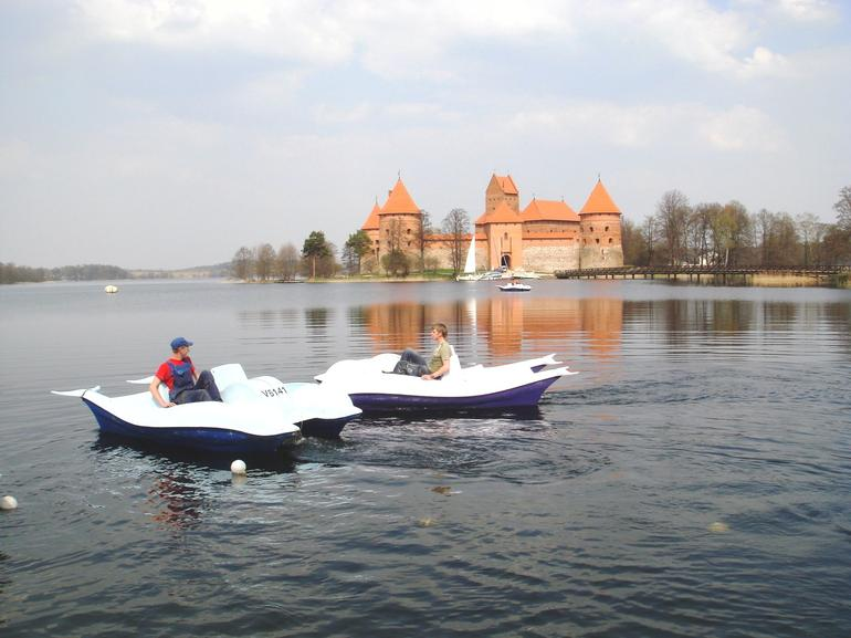 Trakai Lake - Vilnius