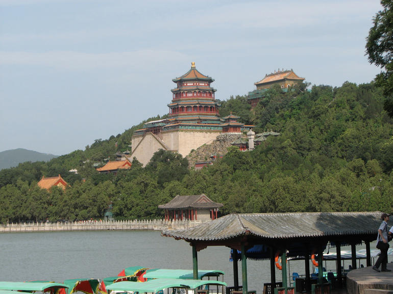 View of Summer Palace - Beijing