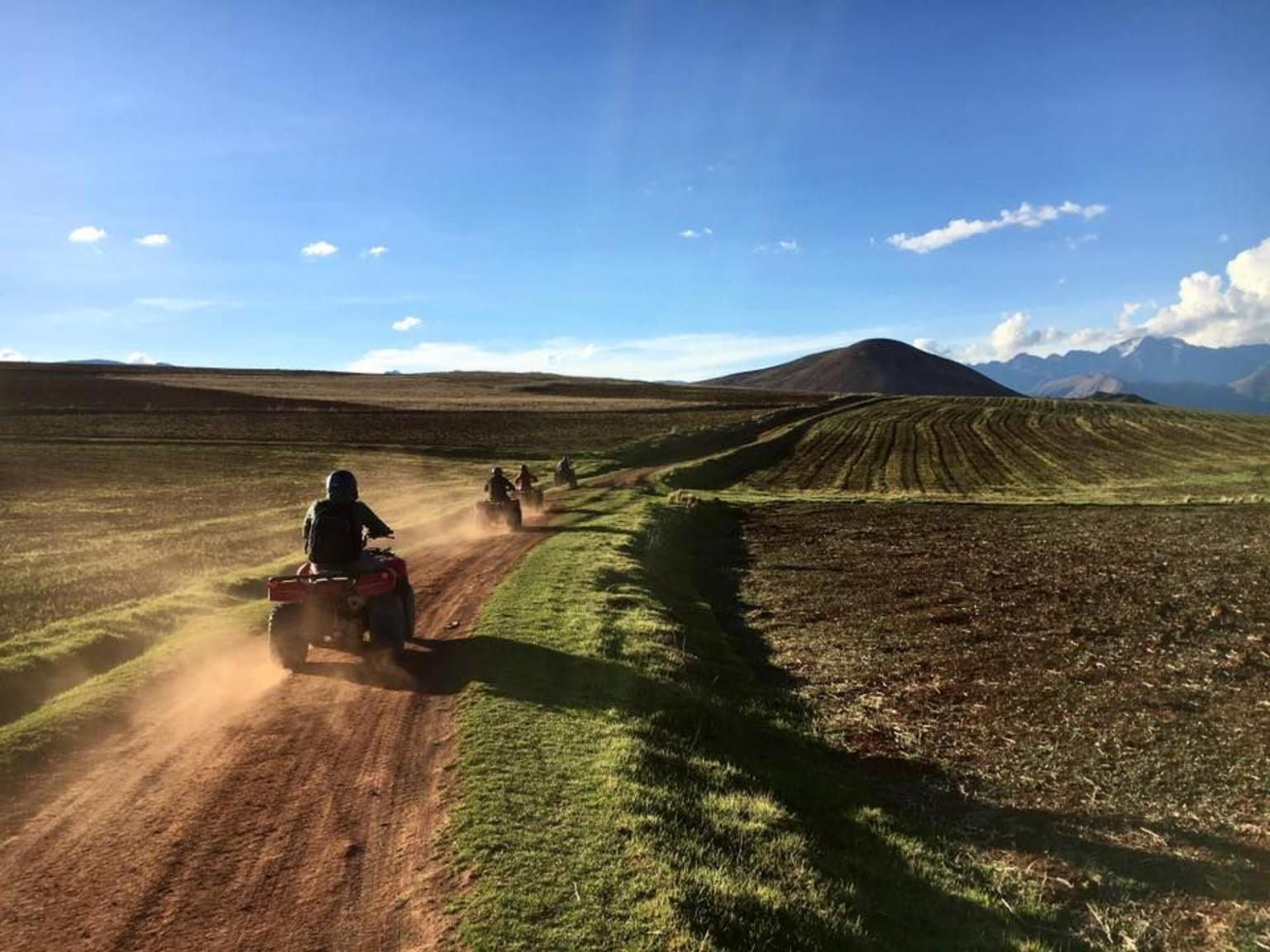 MORE PHOTOS, Sacred Valley 4x4 Quadbike Adventure from Cusco