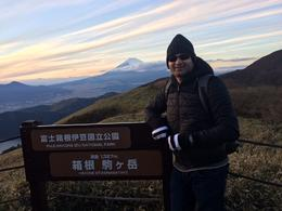 At Hakone , Viswanath R - December 2016