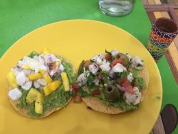 Two different types of Ceviche - delicious!! , carole_macf - November 2017