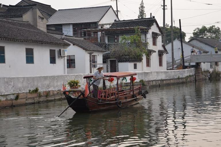 Xitang Water Village Sunset Tour with Riverside Dining Experience from Shanghai photo 49