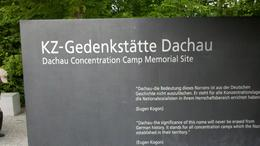 Dachau Concentration Camp , Patricia S - May 2011