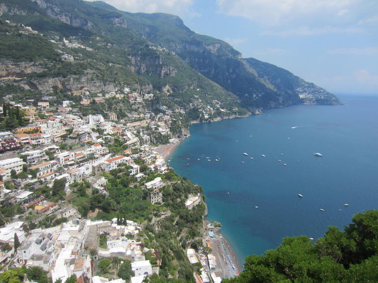 Amalfi Coast - Naples
