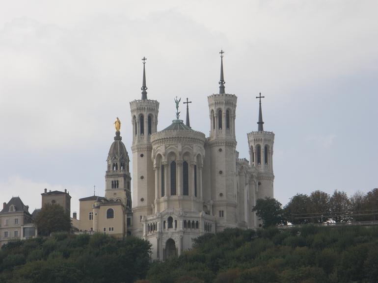 Basilique Notre Dame de Fourvière - Lyon