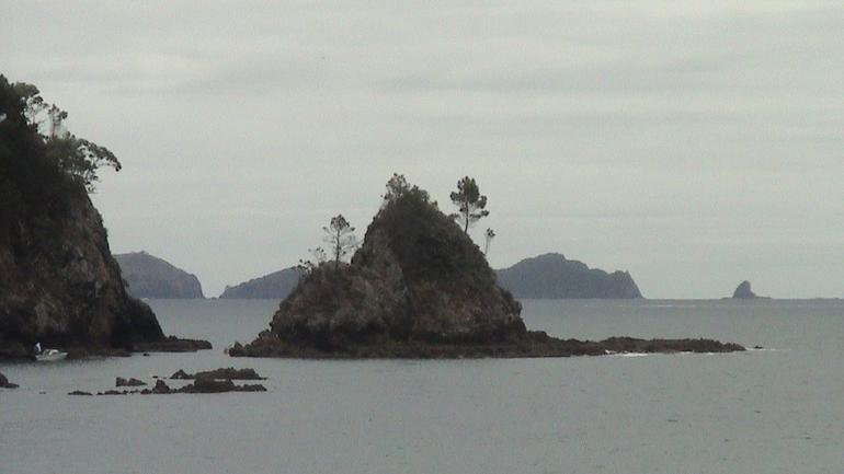 Bay of Islands, New Zealand - Auckland