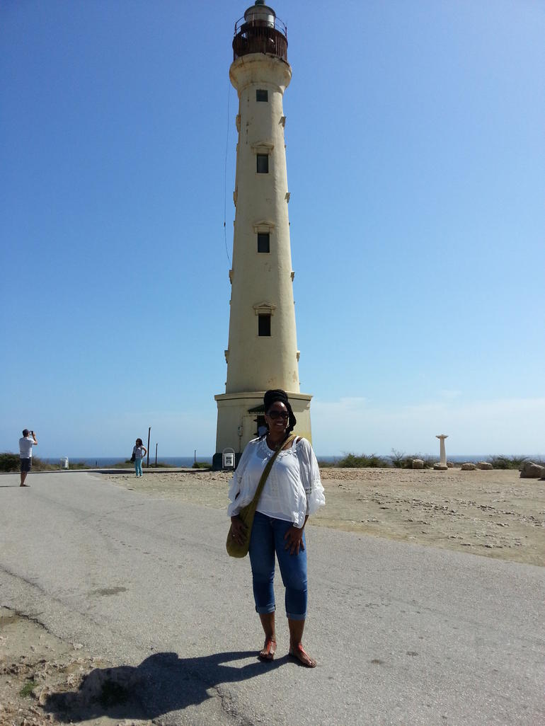California Light House - Aruba