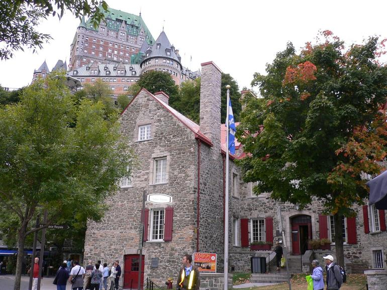 Chateau in Quebec - Montreal