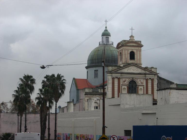 Church - Buenos Aires